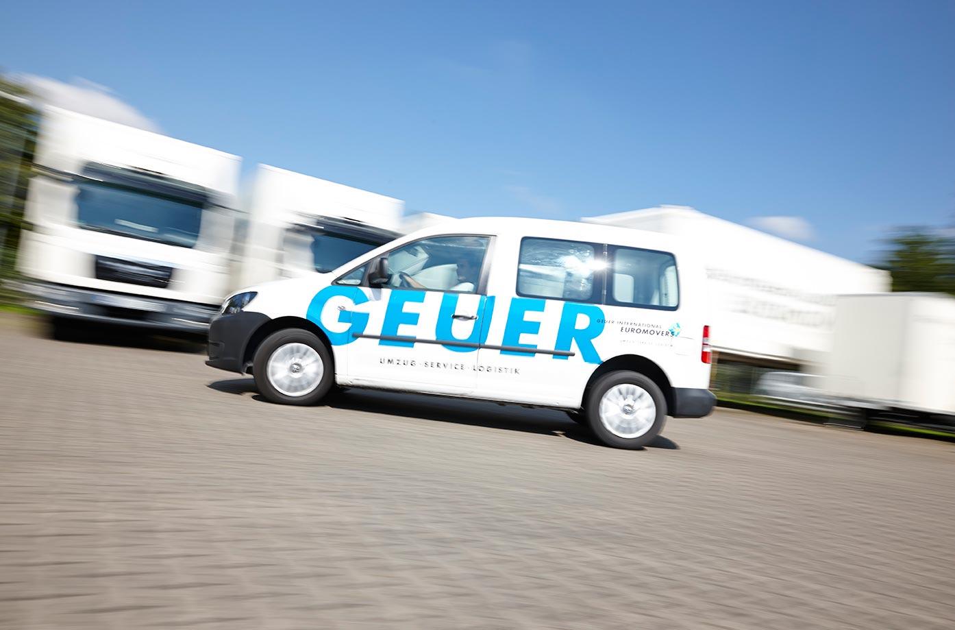 Geuer Umzug Münster
