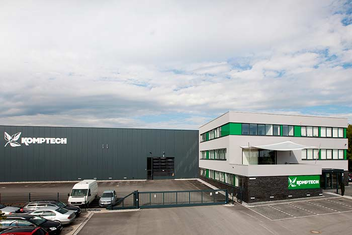 Komptech Umwelttechnik Deutschland GmbH