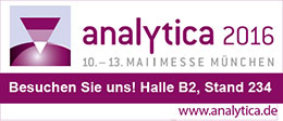 Messebanner analytica 2016