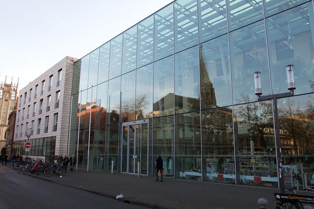 Büroumzug Bezirksamt Münster