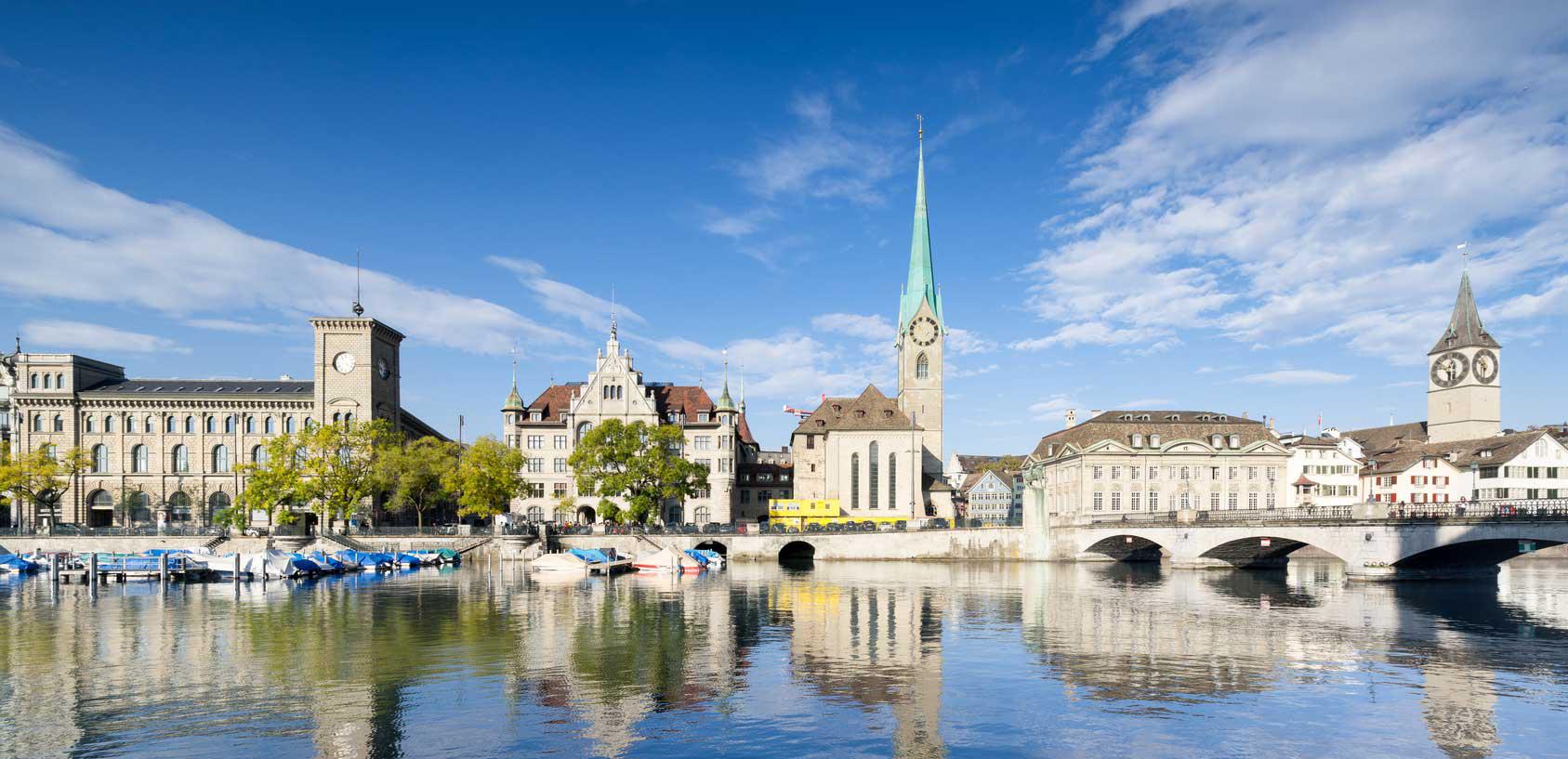 Umziehen in die Schweiz