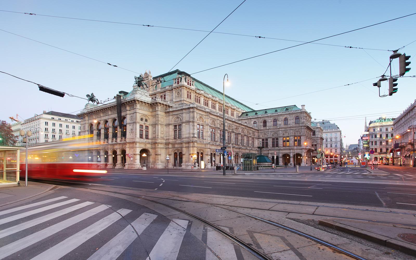 Umzug nach Österreich Wien