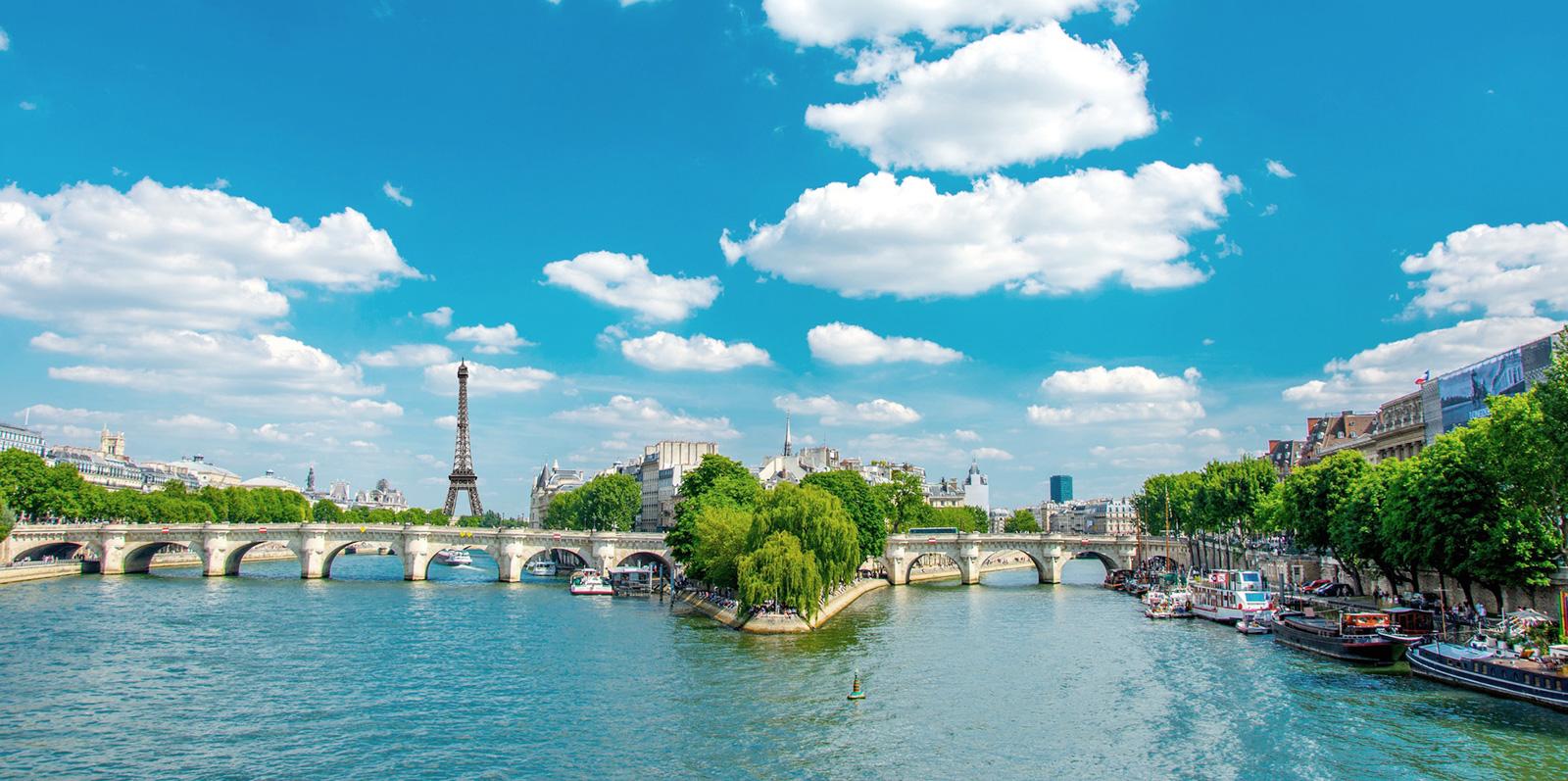 Umziehen nach Frankreich