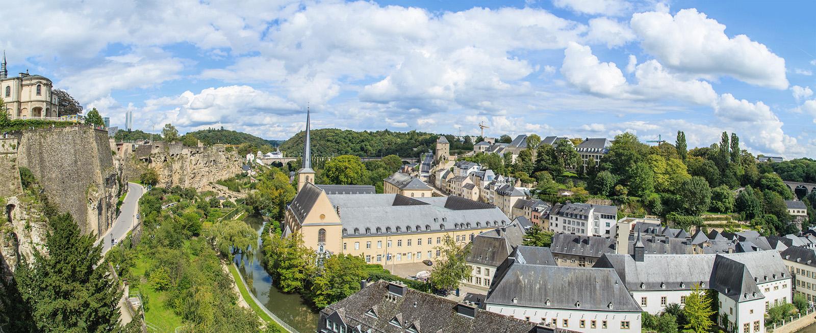 Umziehen nach Luxemburg