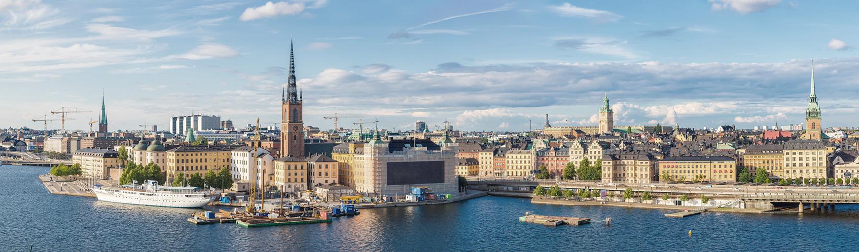 Umziehen nach Stockholm