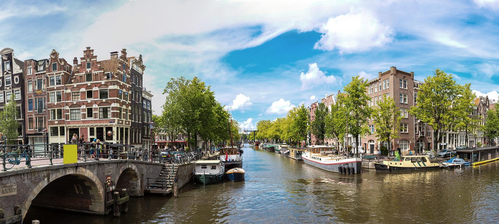 Umziehen nach Amsterdam