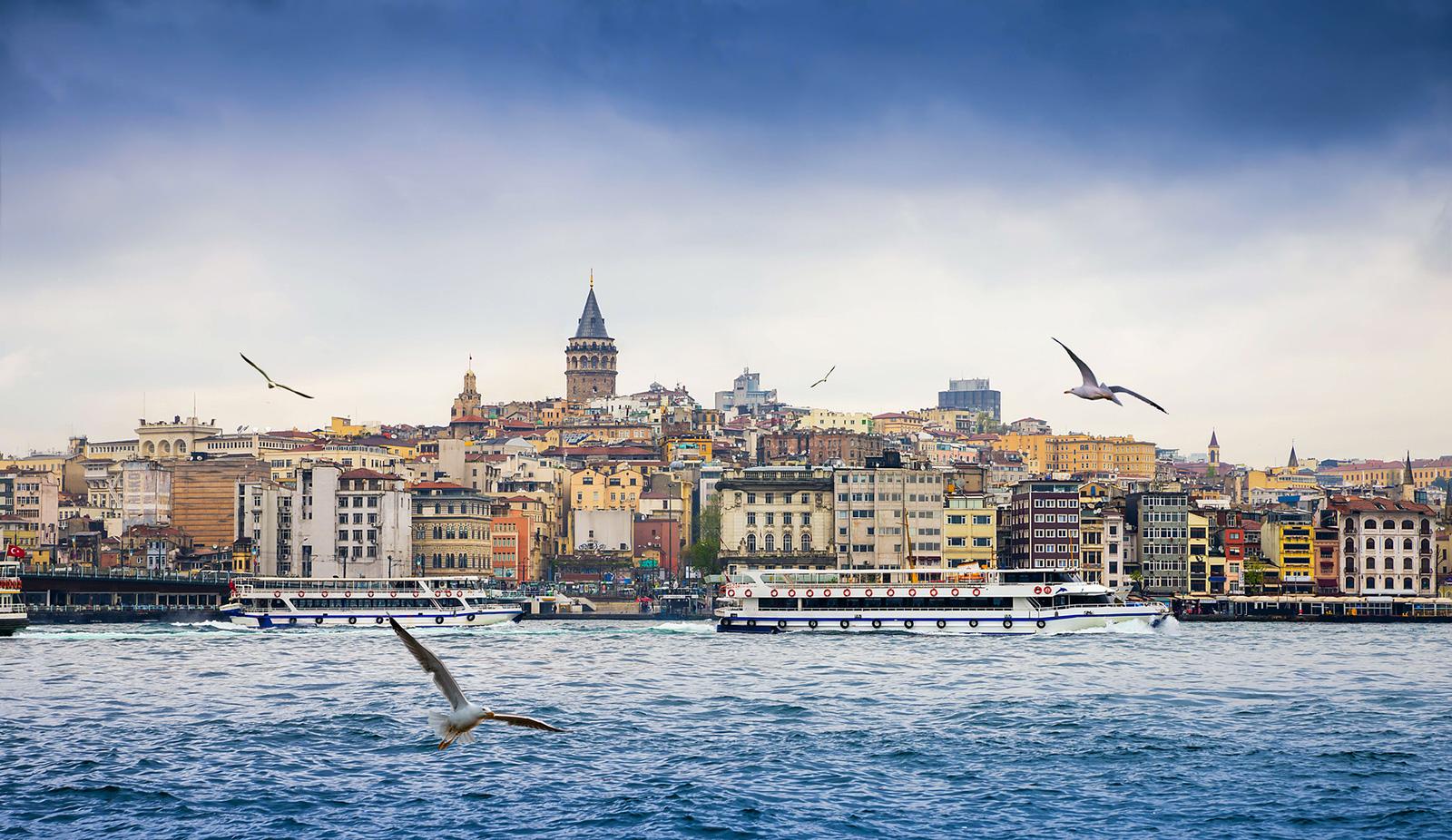 Umziehen in die Türkei