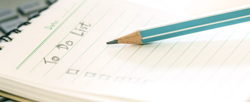 Umzugsplanung Checkliste