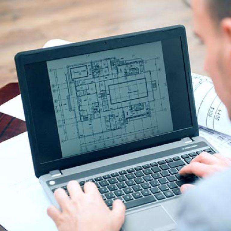 Umzug CAD Planung