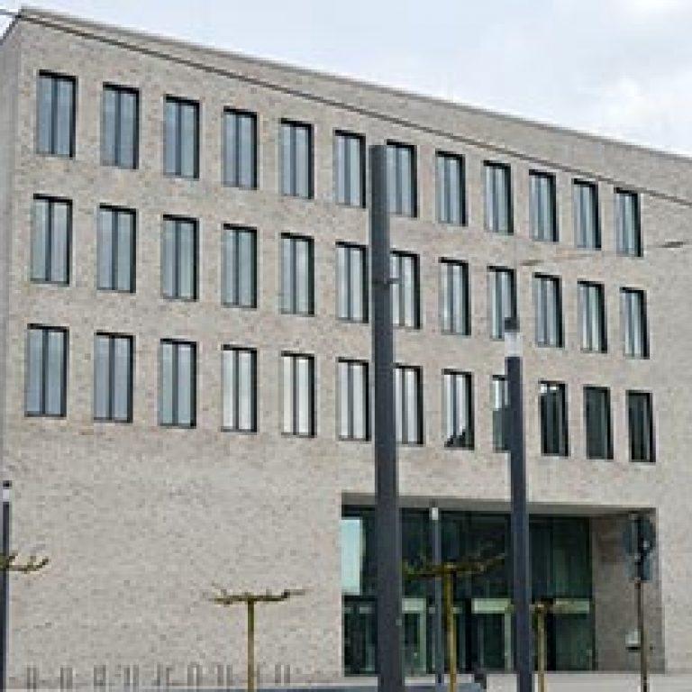 Büroumzug Justizzentrum-Gelsenkirchen